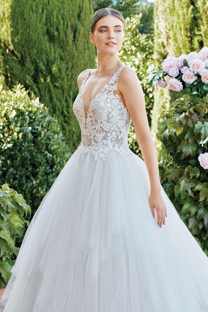 vestito da sposa principesco elena spose nove bassano vicenza marostica