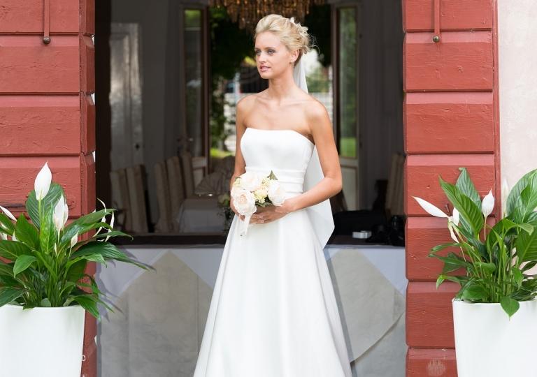 Abito da sposa Elena Spose ♥ Modello Chanel