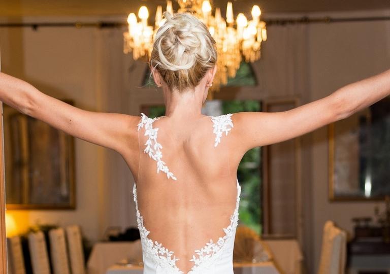Abito da sposa Elena Spose ♥ Modello Ilaria