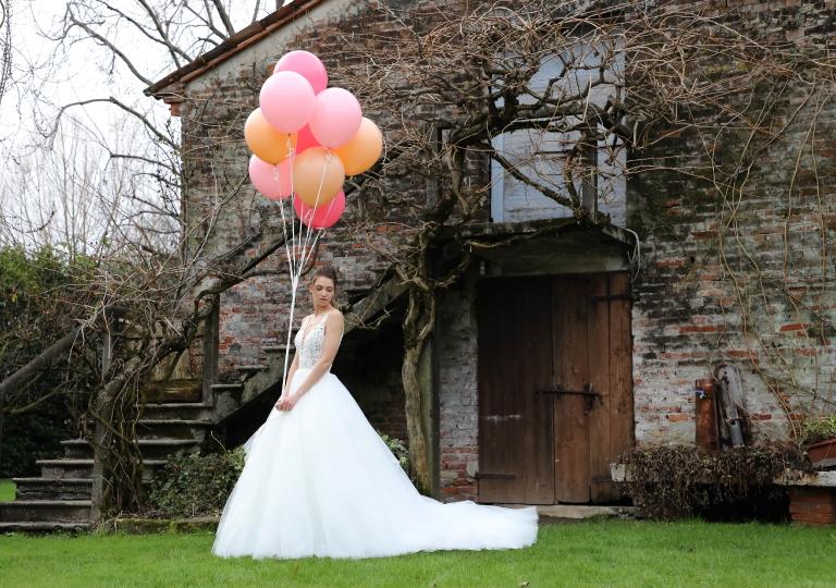 vestito da sposa elena spose marostica bassano nove